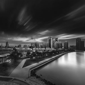 Long Exposure Photography with Waheed Author
