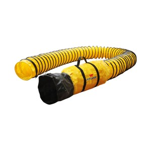 XPOWER 25 Ft. Ducting Hose (8 Inch. Diameter)