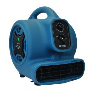 XPOWER Freshen Aire P-250NT 1/5 HP Scented Air Mover with Ionizer