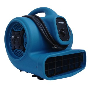 XPOWER X-400A 1/4 HP Air Mover with Daisy Chain