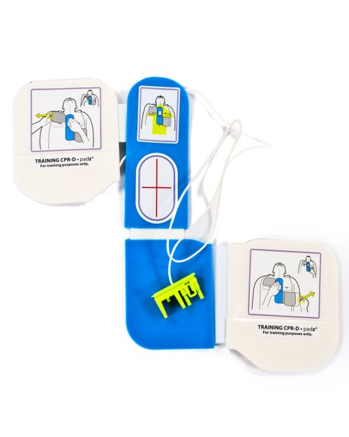 Xpozed - Träningselektroder CPR-D Zoll AED Plus Trainer