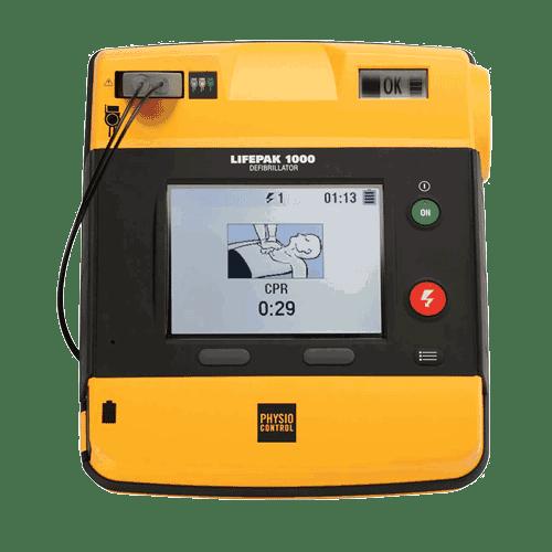 Hjärtstartare Physio-Control Lifepak 1000
