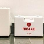 Xpozed - Förbandslåda Physio-Control Lifestation First Aid MAXI PLUS BASIC