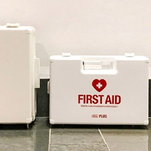 Xpozed - Förbandslåda Physio-Control Lifestation First Aid MAXI PLUS BASIC