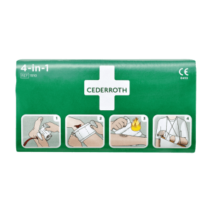 Xpozed - Cederroth Blodstoppare 4-in-1