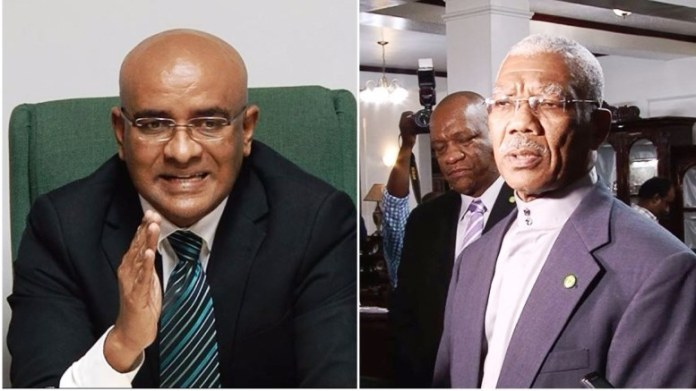 Jagdeo, Granger, Propaganda, Message Wars