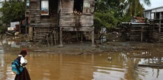 Guyana, Poverty,