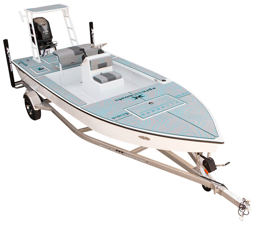 hight resolution of skiff185 front