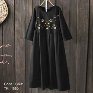 Cotton Black Top