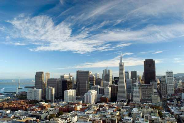 Manhattanization Of San Francisco Package Xpress