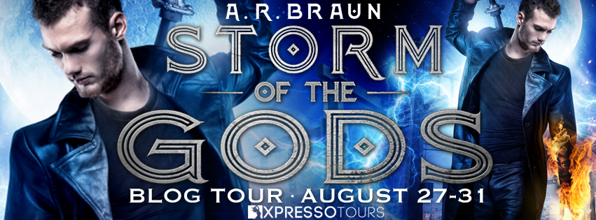 Storm of the Gods banner
