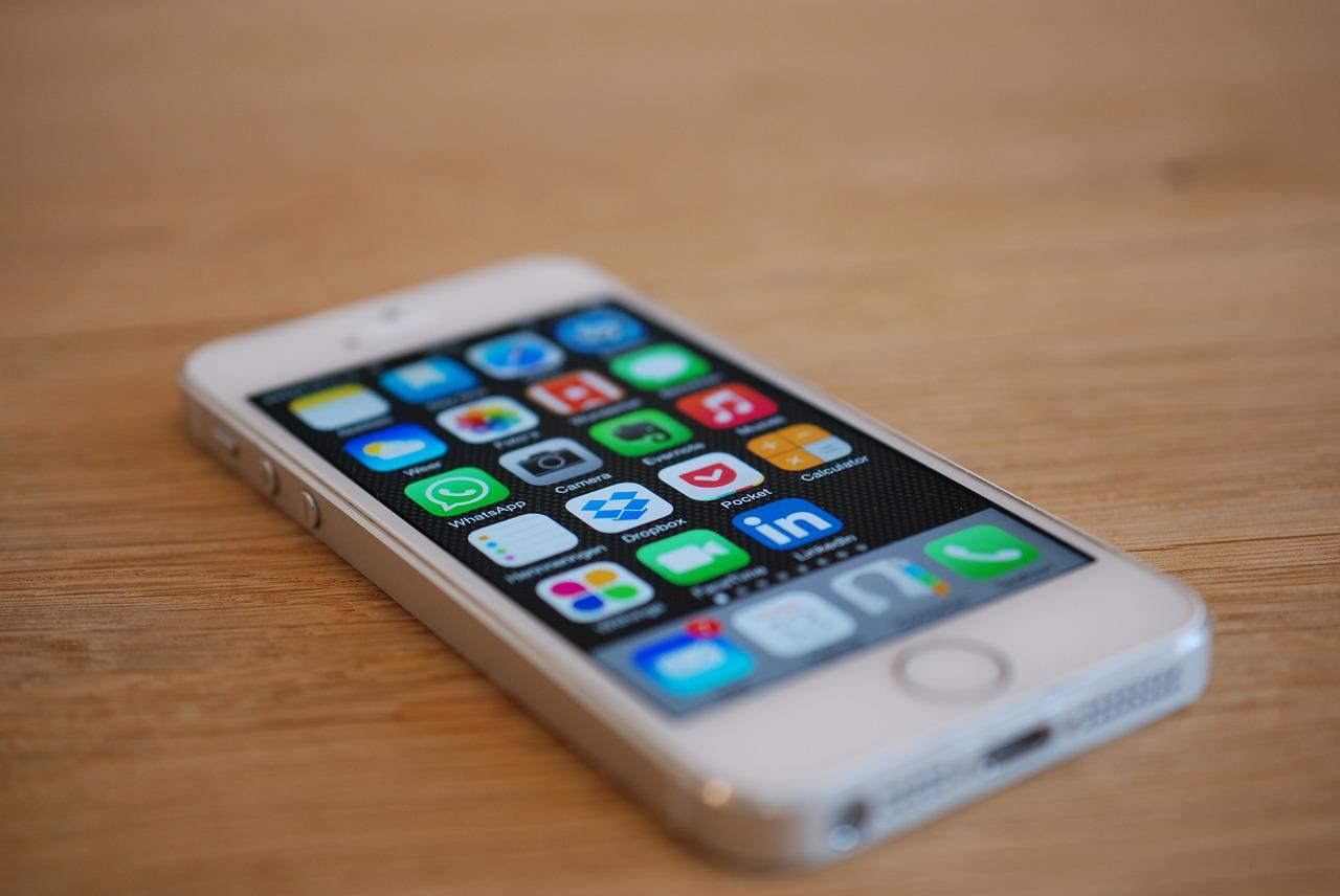 iphone, apps, telephone