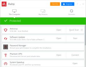 Avira Internet Security Suite 15.0.2009.1960 Crack + Serial Key 2020