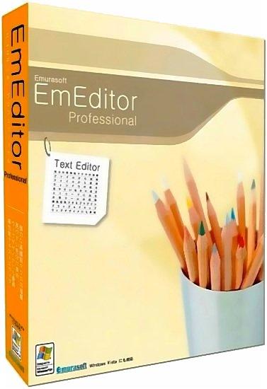 EmEditor Professional 20.2.1 Crack + Registration Key 2021