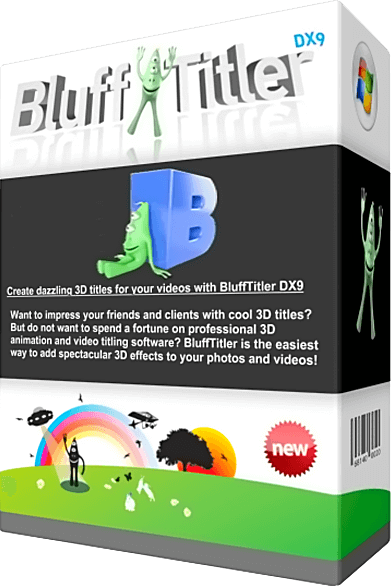 BluffTitler 15.0.0.3 Crack With Serial Key Latest Version 2020