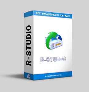 R-Studio Crack 8.14 Build 179693 Plus Serial Key