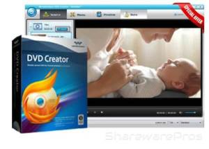 Wondershare dvd creator 4