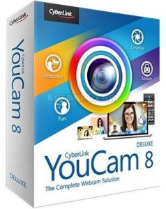 CyberLink YouCam Deluxe Crack 9.1.1927.0 + Patch Latest