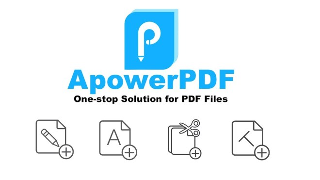 ApowerPDF 5.4.0 Crack With Activation Code [Updated] 2020