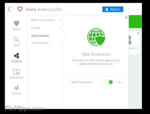 Avira Antivirus Pro 15.0.1908.1548 Crack Plus Keygen {Latest 2019}