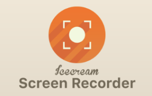 IceCream Screen Recorder 5.994 Crack With Key Full Version