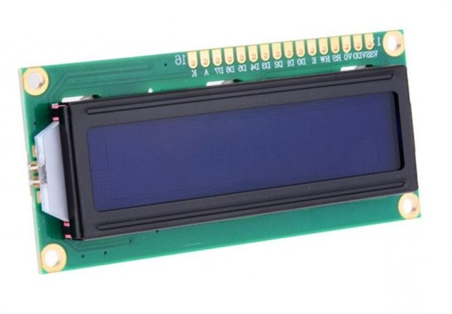 Display 16×2 – ADM1602K-NSW-FBS/3.3v