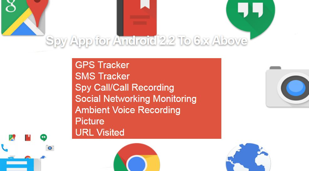 How GuestSpy Monitor Top Trendy Instant Messengers