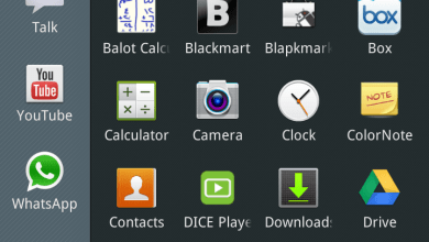 "Photo of اضافة جميع التطبيقات لقائمة ""Multi Windows"" في Galaxy Note 2"