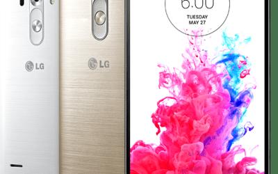 [فيديو] بالعربي فتح صندوق إلجي جي ثري LG G3