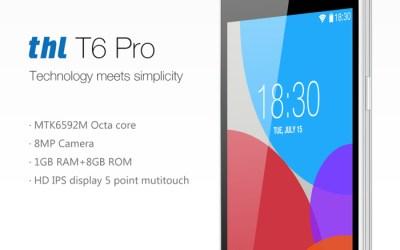 [مقالة] كل ماتود معرفته عن هاتف THL T6 Pro