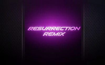 روم Resurrection Remix لولي بوب للجالكسي نوت2 N7100