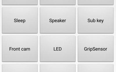 الرموز السرية المجربة على جهاز Galaxy S6