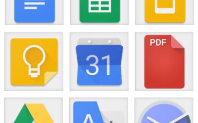 كن سحابيا مع تطبيقات قوقل للمكتب بين أندرويد وكروم على ويندوز