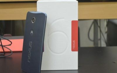 فتح صندوق هاتف جوجل نكسس 6