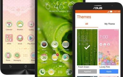 أجمل ثيمات أسوس زين فون تو Asus Zenfone2