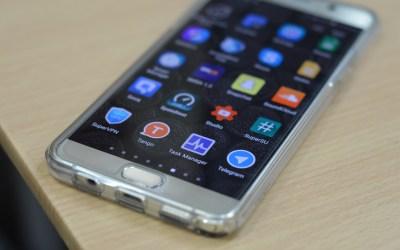 تركيب الروت + الريكفري المعدل Philz + TWRP لجهاز Galaxy Note 5 N920C