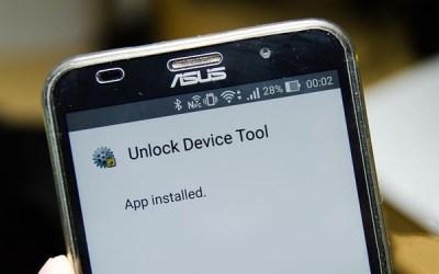 الطريقة الرسمية لفتح البوت لودر لجهاز Asus Zenfone 2