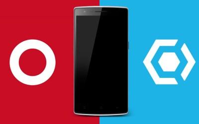 كيف تحول جهاز OnePlusOne من روم CyanogenOS إلى OxygenOS