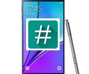 طريقة عمل روت لجهاز Galaxy Note5 SM-N920C نظام 5.1.1 (مستقر)
