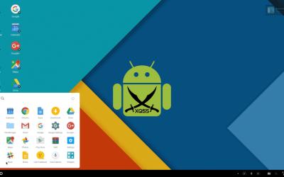 تثبيت Remix OS بجانب الويندوز وتشغيل تطبيقات والعاب اندرويد على الكمبيوتر