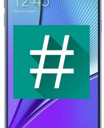 طريقة عمل روت لجهاز Galaxy Note5 SM-N920C نظام 6.0.1