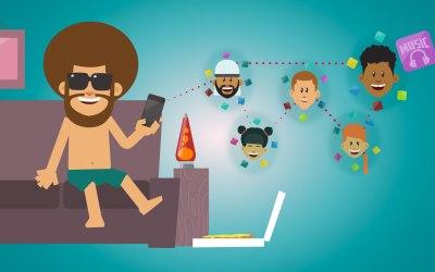 أبرز مميزات تحديث تطبيق AppMahal | الشبكة الإجتماعية التي تُعنْى بالتطبيقات