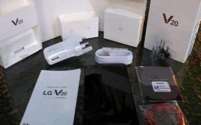تقرير | إلجي ڤي توينتي | LG V20