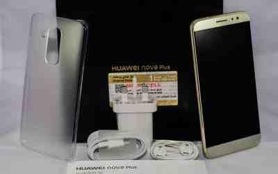 [فيديو] فتح صندوق و نظرة سريعة على جهاز Huawei Nova Plus