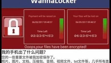 Photo of كيف تحمي نفسك من WannaLocker