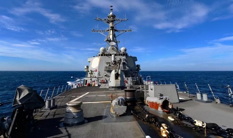 俄专家:美国正在俄罗斯身上试验将来会对中国使用的制裁