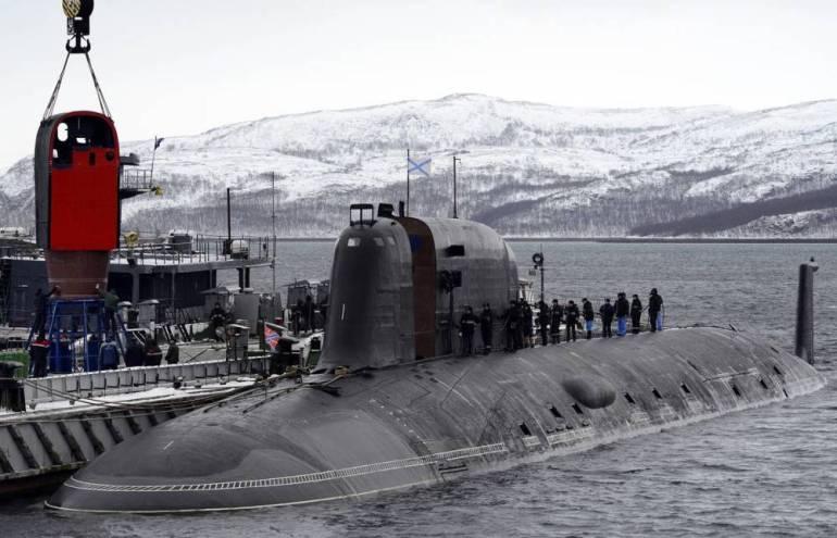 美国核潜艇在南海被撞伤了,暴露了美军的三个秘密