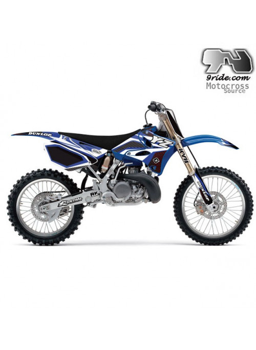Kit deco Flu Designs Yamaha 125 YZ 2002-2003-2004-2005