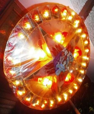 Pampanga's lantern