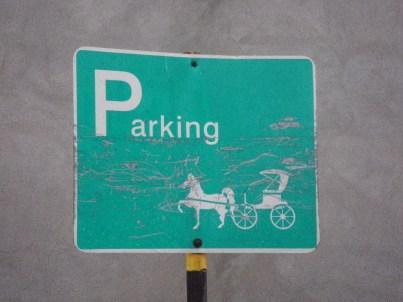 Kalesa Parking